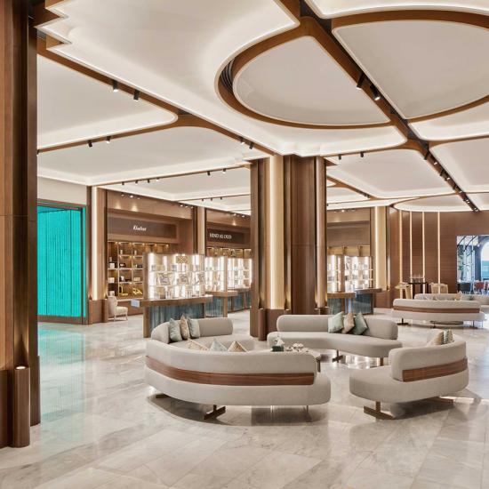 HOB - Interior Design Company in Dubai - H2R Design