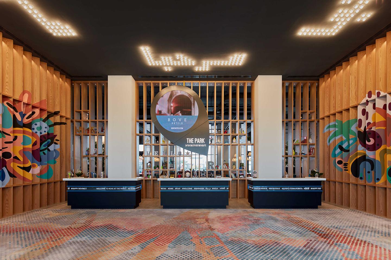 RoveAtThePark-Interior Design Dubai