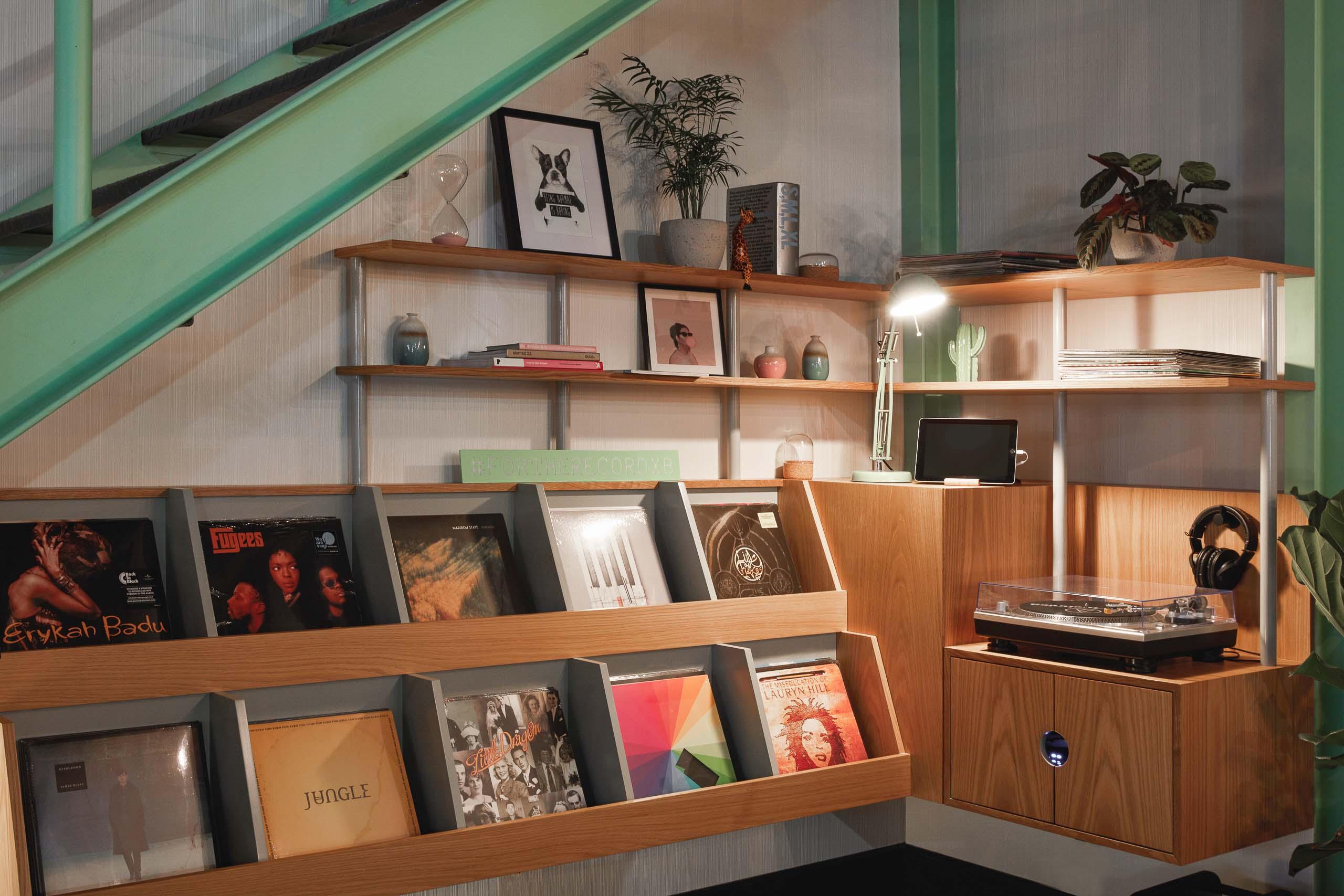 Cassette -Interior Design UAE
