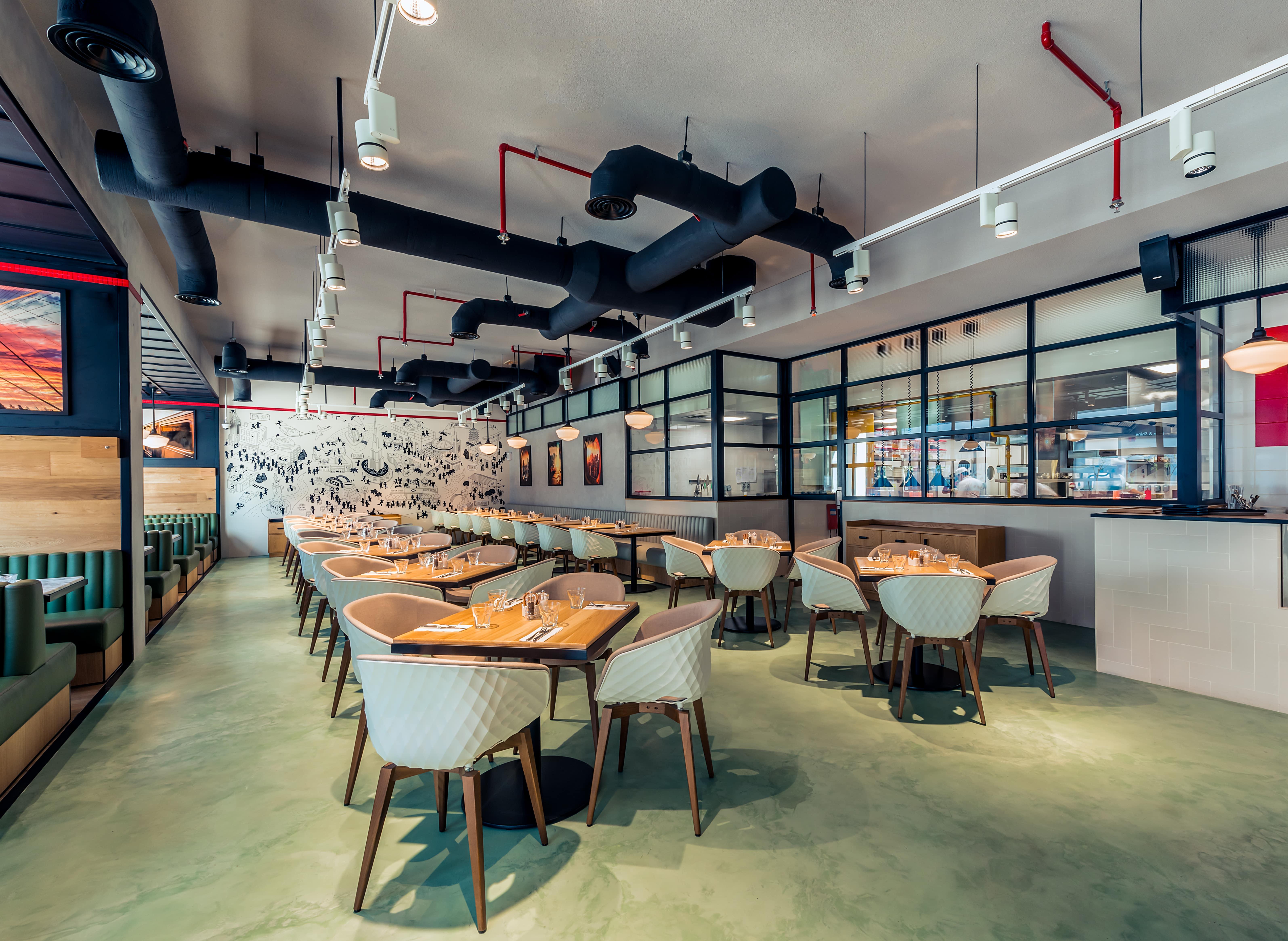 Clinton-Interior Design Dubai