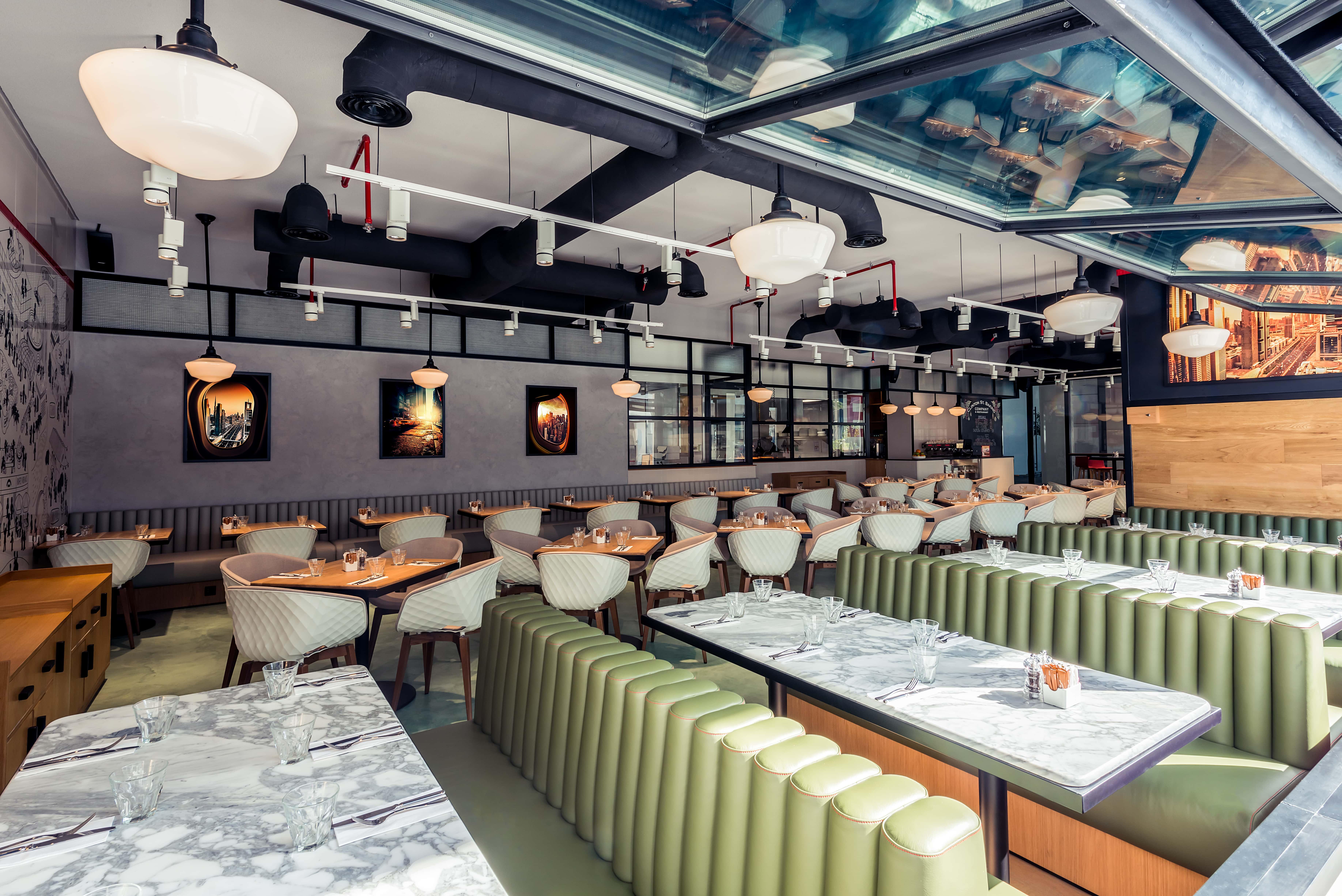 Clinton-Interior Design Company UAE
