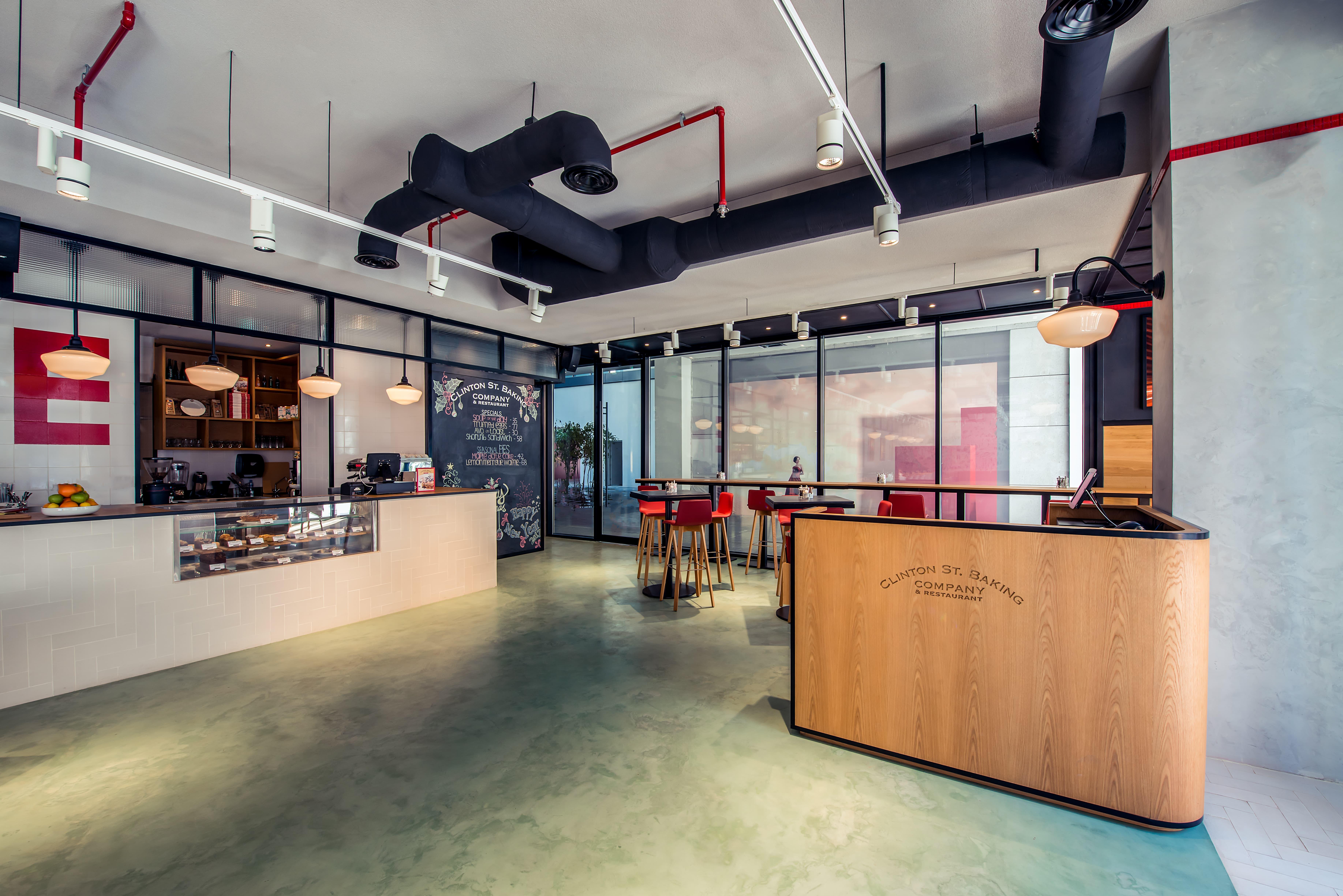 Clinton-Interior Design Company in UAE