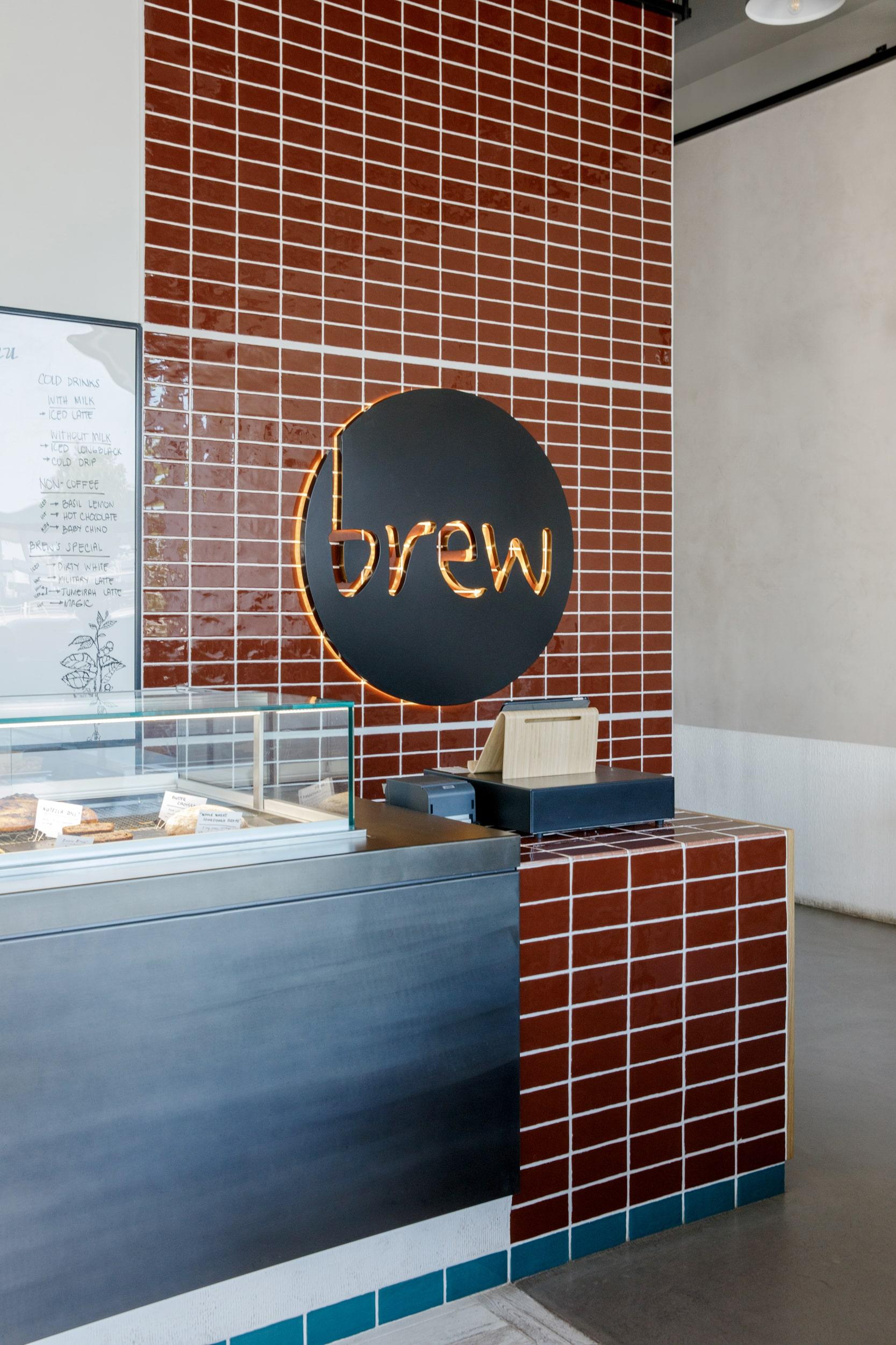Brew-Interior Design UAE