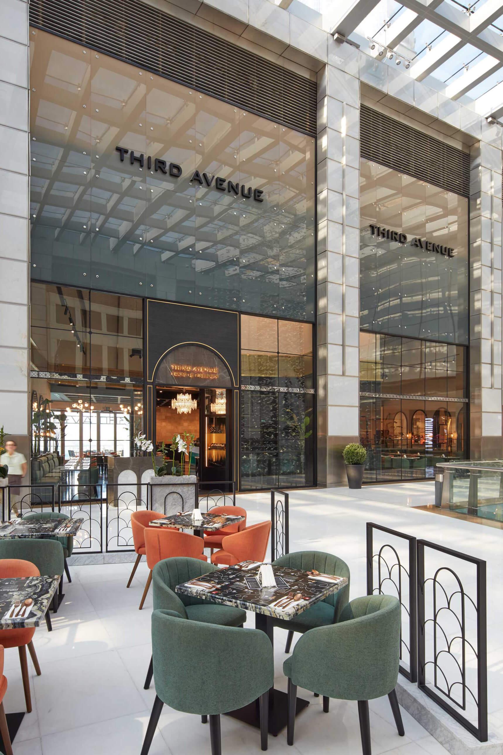 ThirdAvenue-Interior Design Dubai