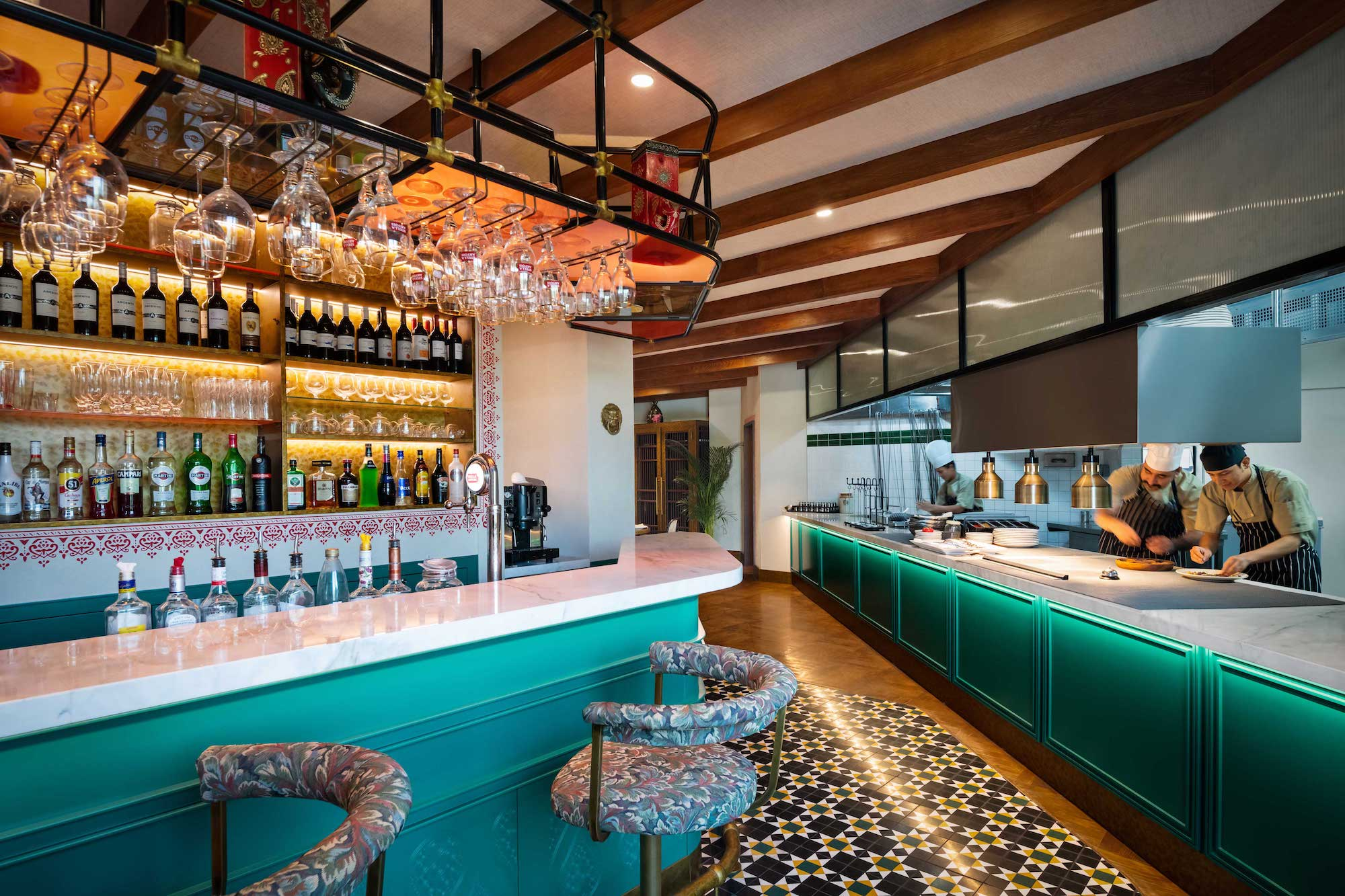 Ushna Madinat-Interior Design Company UAE