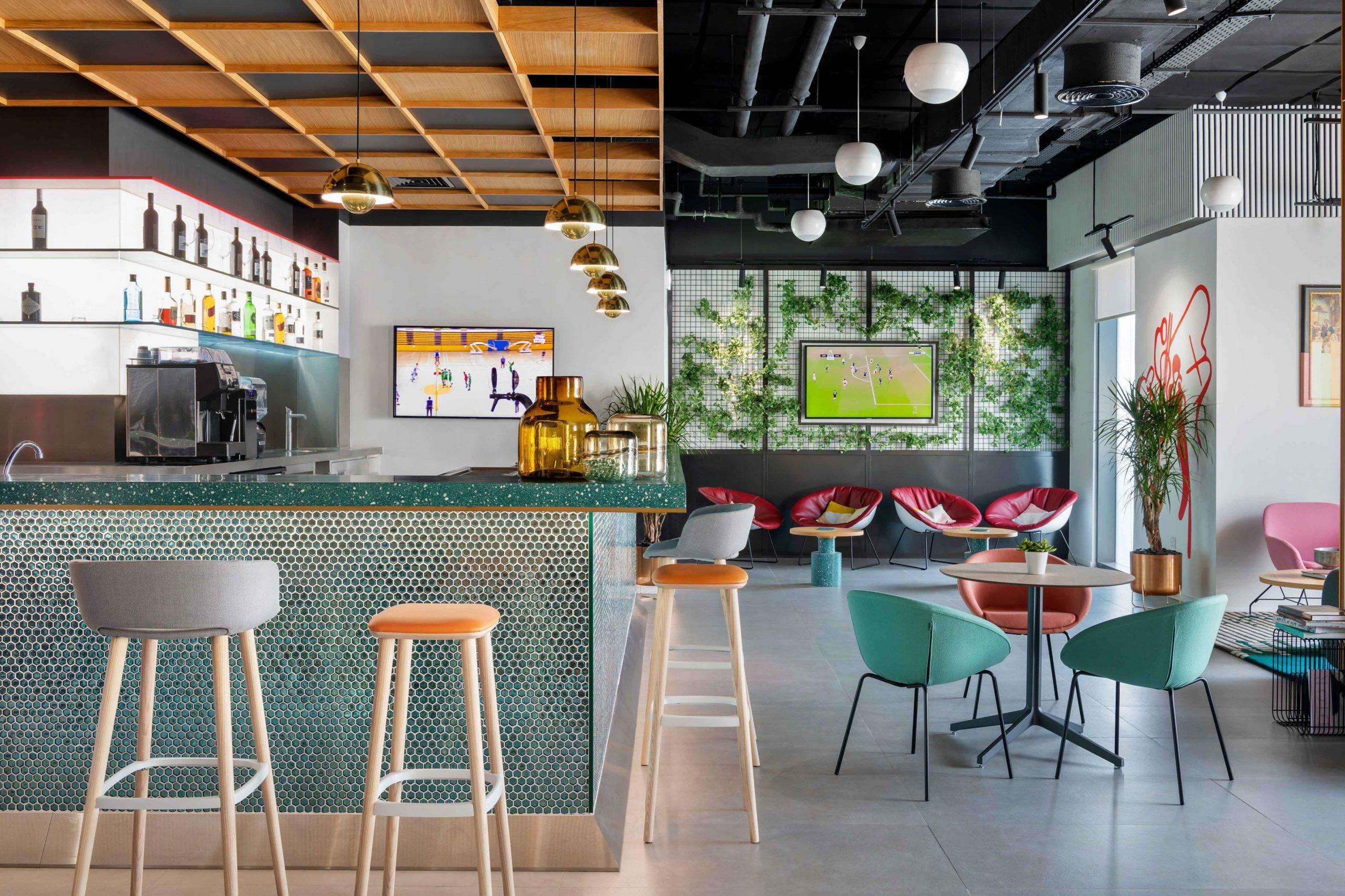 Rove Bar - Interior Design Company in Dubai