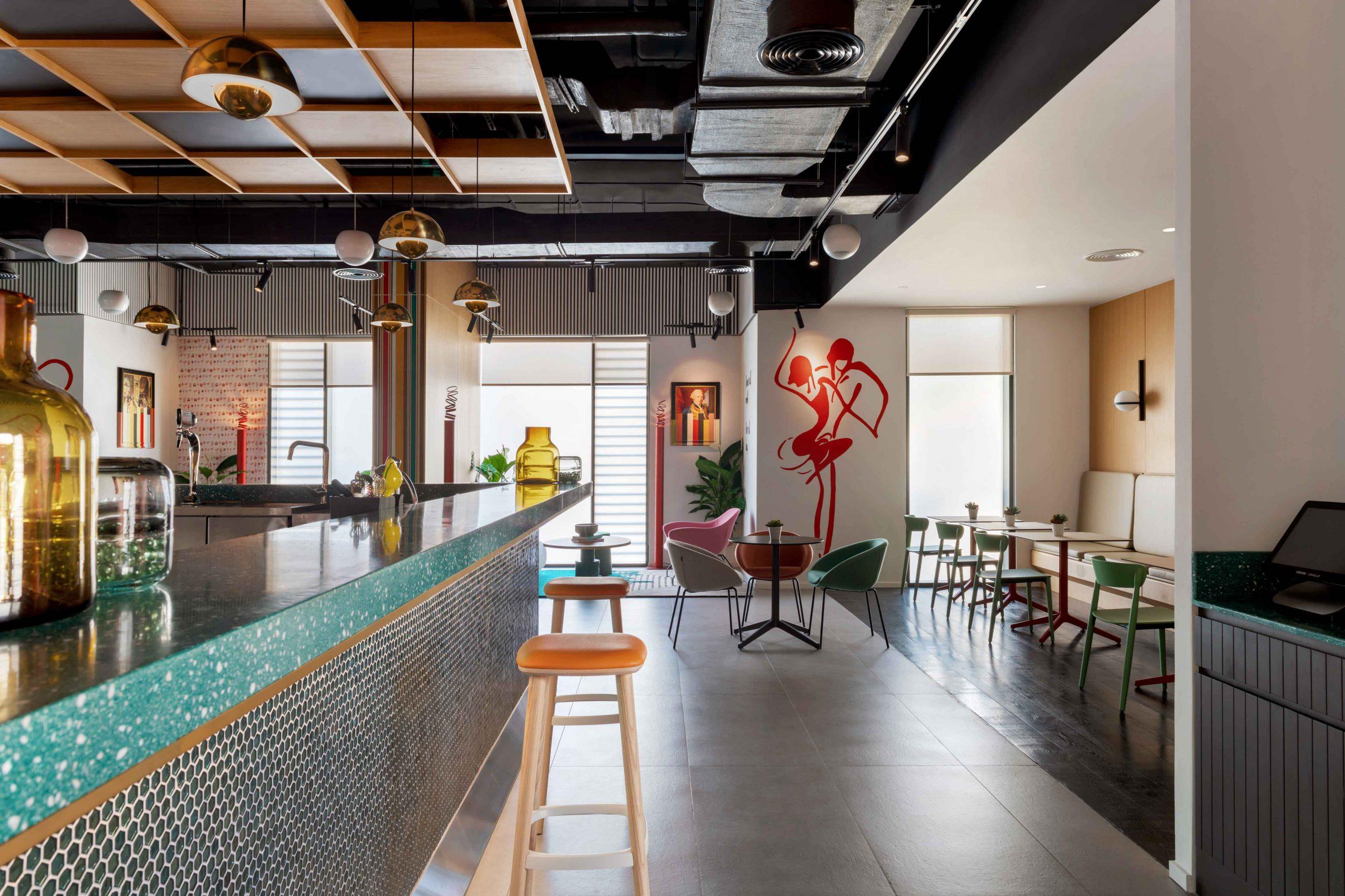 Rove Bar - Interior Design Dubai