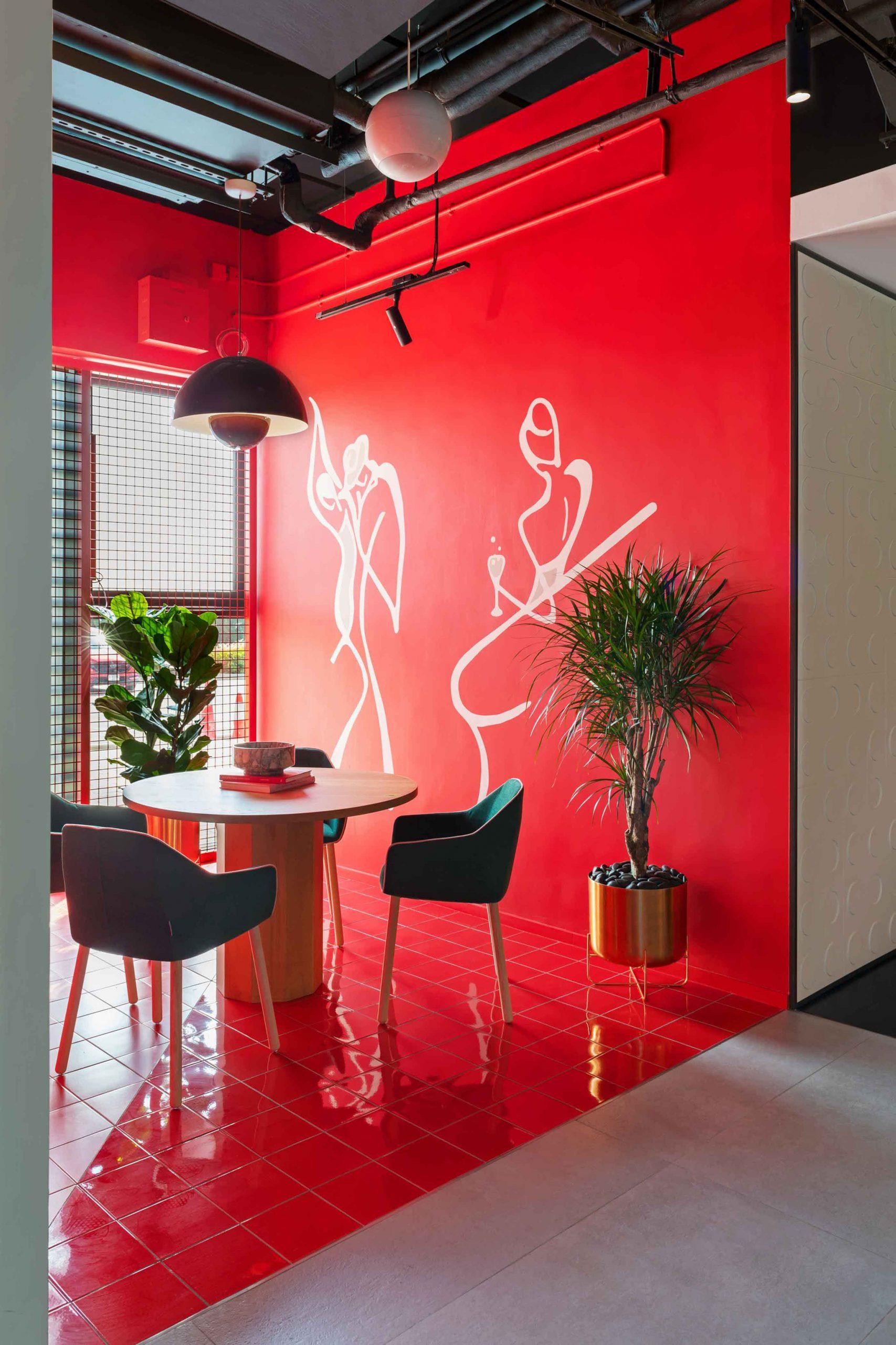 RoveBar-Interior Design Company in Dubai