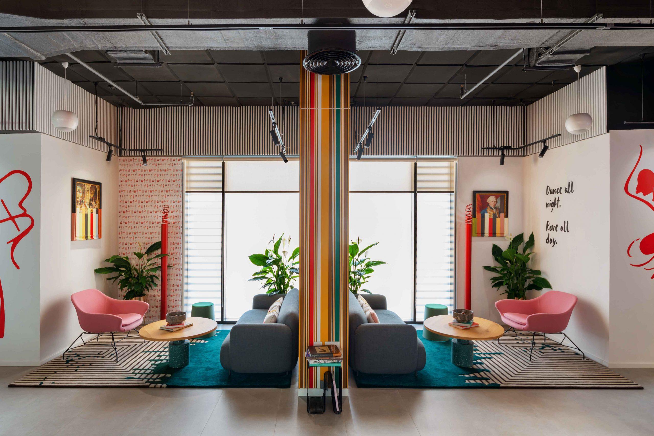 RoveBar-Luxury Interior Design Dubai