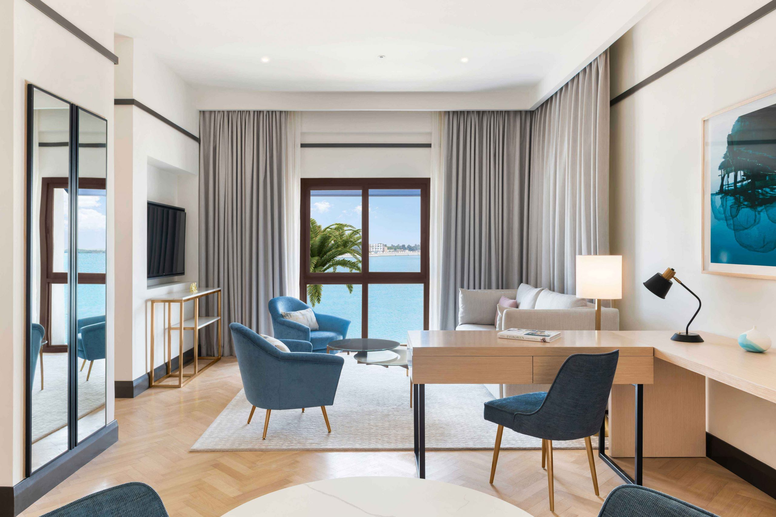 Vida Beach Resort - Luxury Interior Design UAE